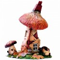 the workshop mushroom cottage